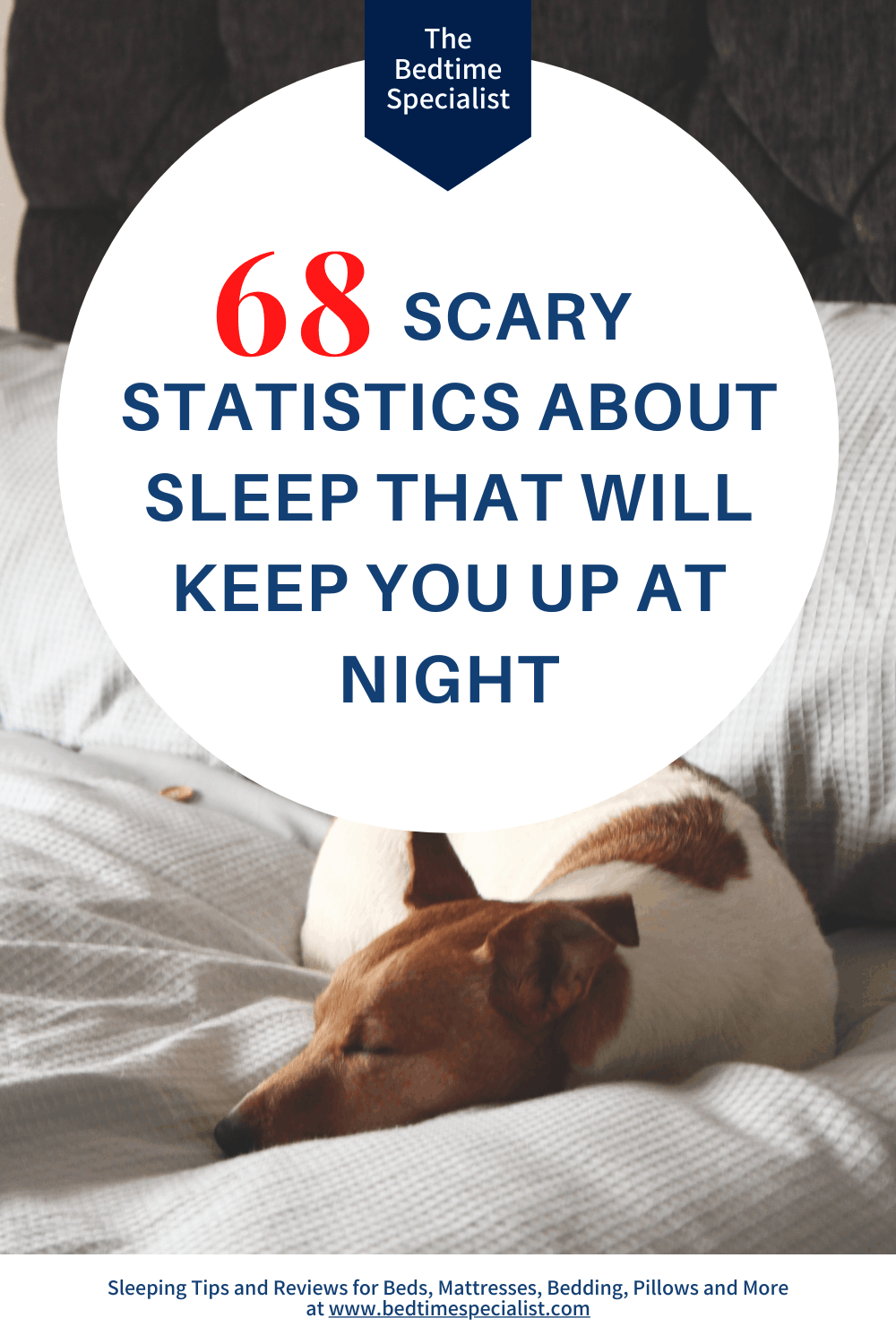 68 Scary Statistics About Sleep That Will Keep You Up At Night